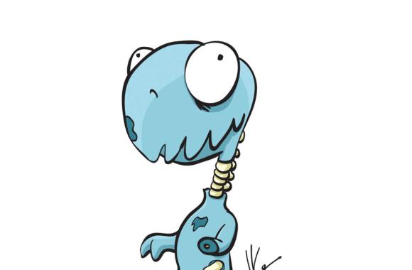 DinoZombie