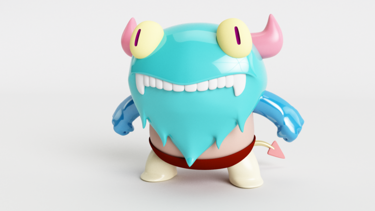 Demonio_3D_VRay_COLORS_1