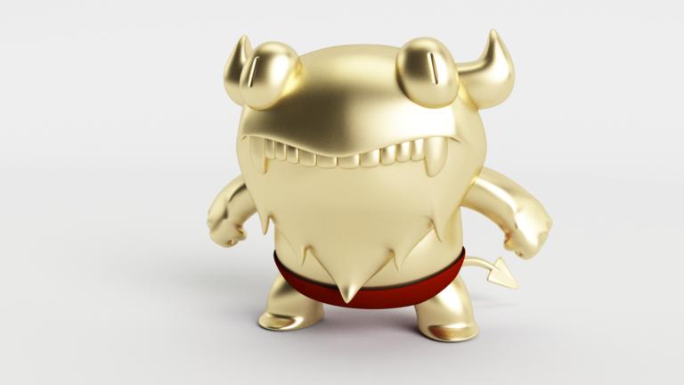 Demonio_3D_VRay_GOLD_1
